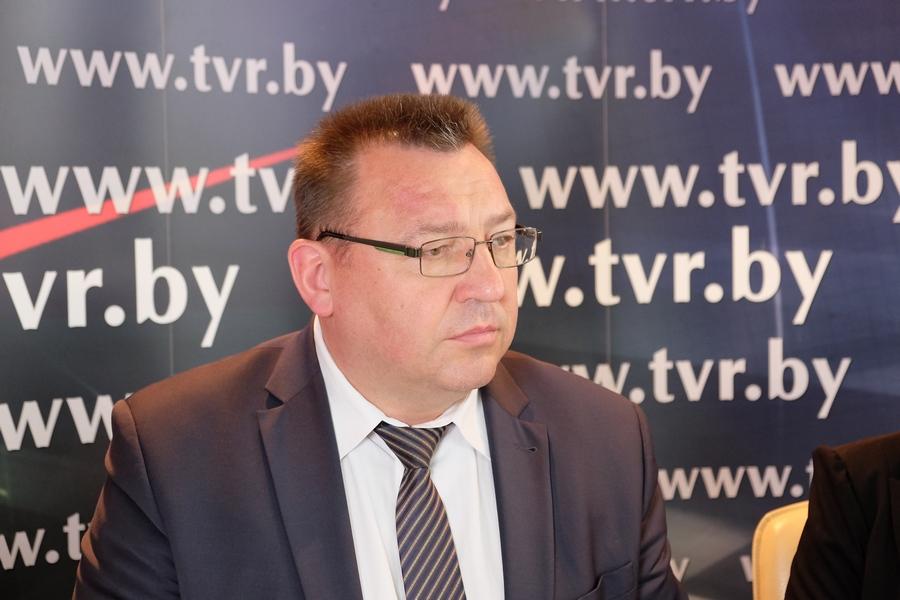 Онлайн-конференция  с заместителем Министра здравоохранения Вячеславом Шило. Фото1