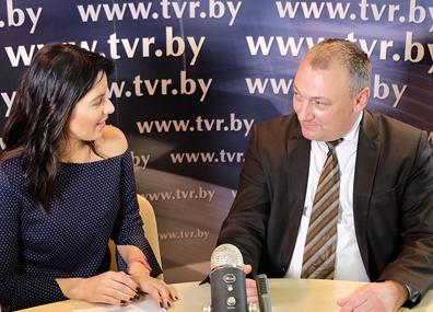 """Онлайн-конференция с генеральным директором УП """"Киновидеопрокат"""""""