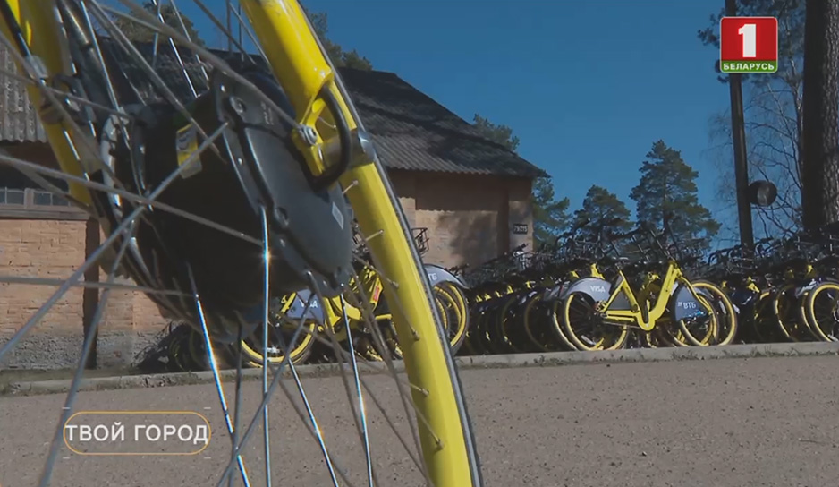 Велосезон открыт