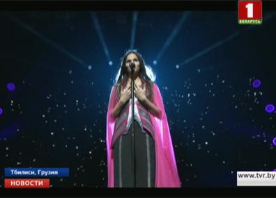 В Тбилиси прошел финал главного музыкального шоу сезона У Тбілісі прайшоў фінал галоўнага музычнага шоу сезона Final of main music show held in Tbilisi