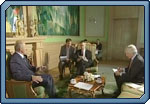 Телеверсия интервью Президента Беларуси А.Г.Лукашенко зарубежным СМИ