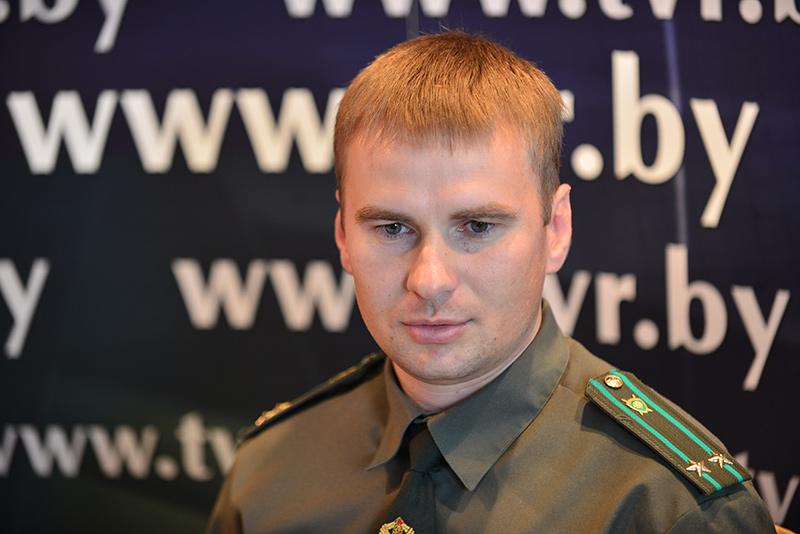 Николай Борейко и Иван Малюгин