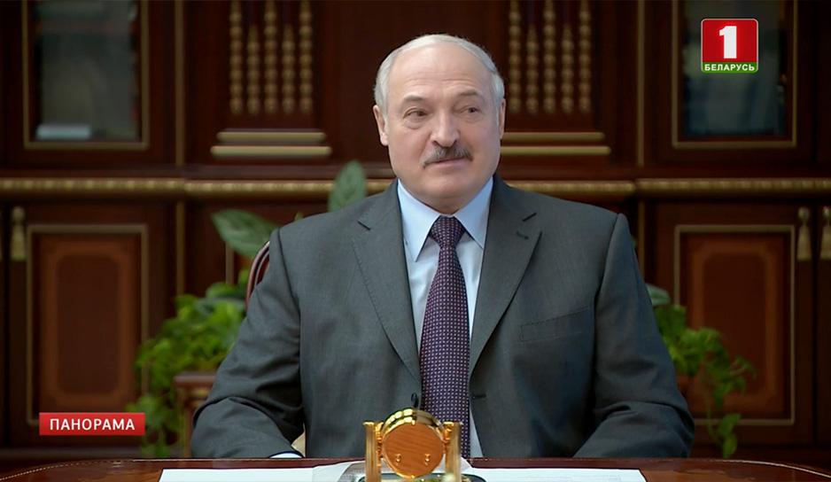 """Проекты """"Штадлер Минск"""" обсудили на встрече у Президента"""