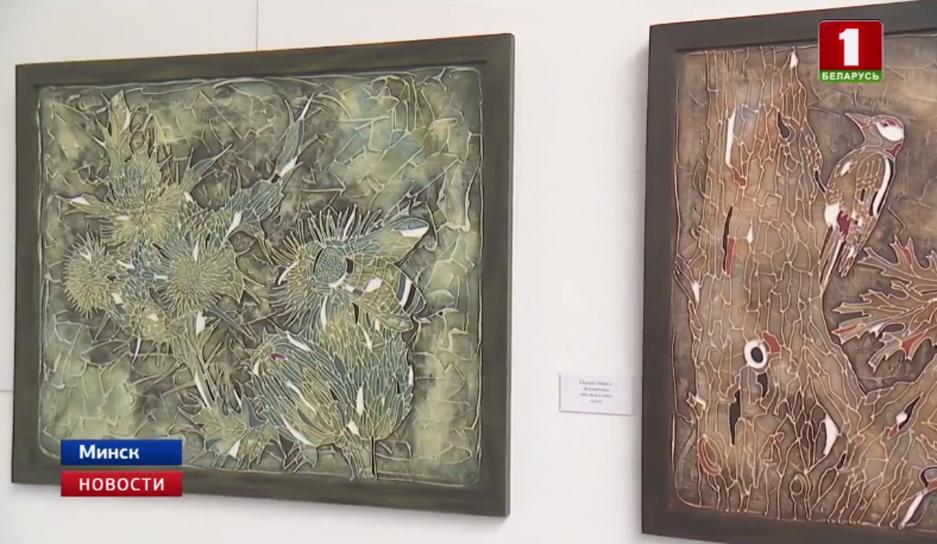 Тактильная экспозиция в Национальном художественном музее