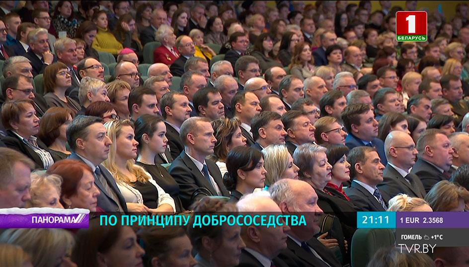 """Президент вручил премии """"За духовное возрождение"""""""