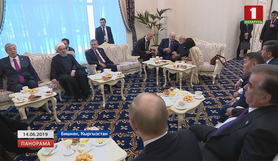 Беларусь максимально использовала площадку саммита ШОС для продвижения идей мира