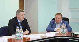 К.Казаков и А.Казюкевич