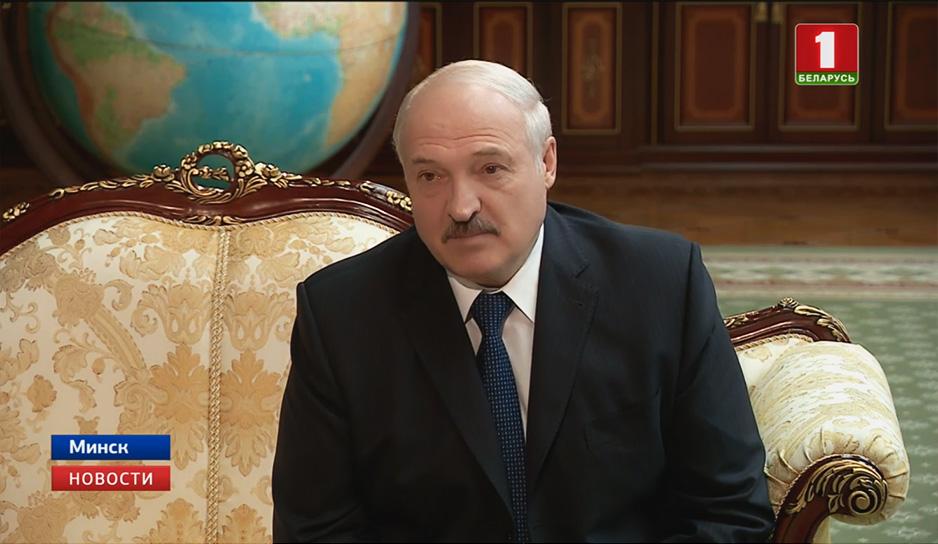 Президент встретился с Чрезвычайным и Полномочным Послом Казахстана в Беларуси