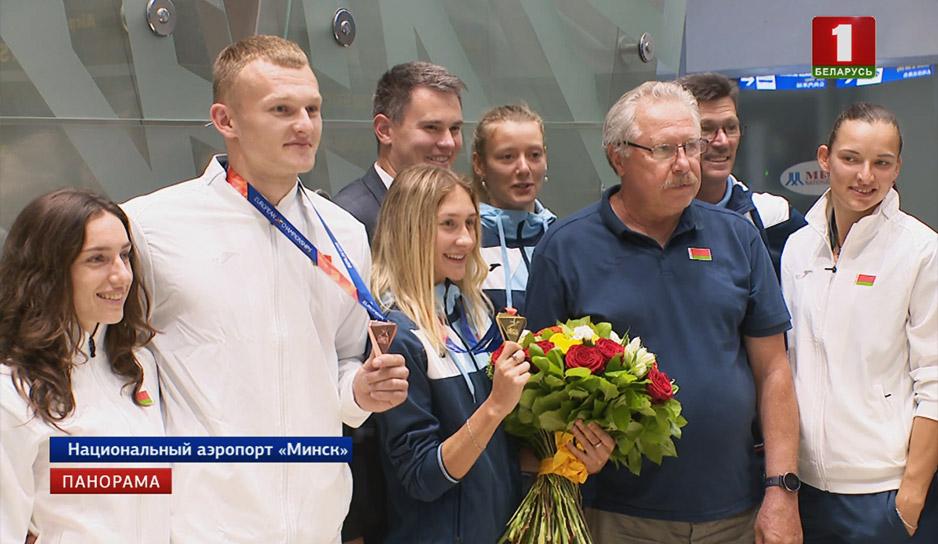 Громкой победой наши спортсмены завершили объединенный чемпионат Европы по летним видам спорта