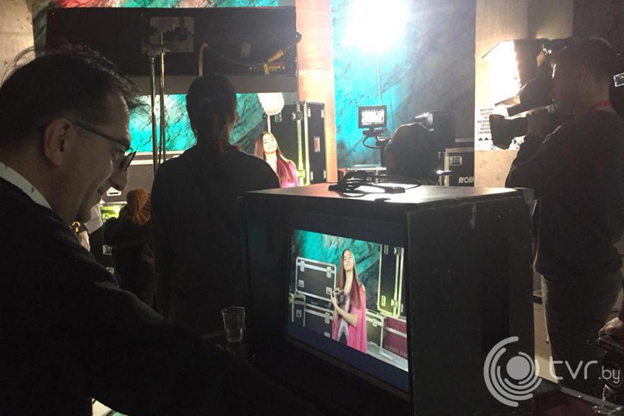 Хелене Мерааи снимают видеовизитку