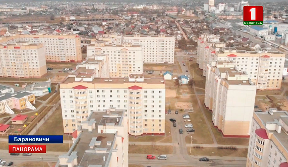 Президент Беларуси с рабочим визитом посетил Барановичи и Барановичский район