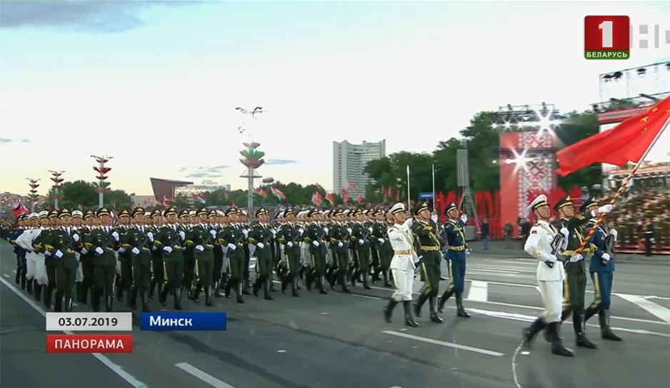 День Независимости - это сосредоточие суверенных и возрожденных традиций