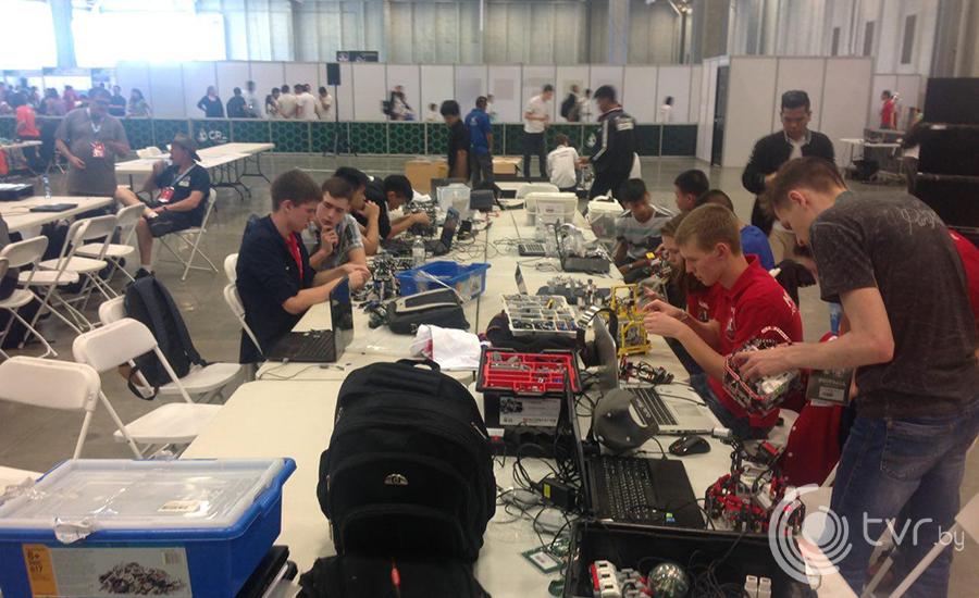 На Всемирной олимпиаде роботов за звание лучшего техника поборются и 8 стартапов из Беларуси