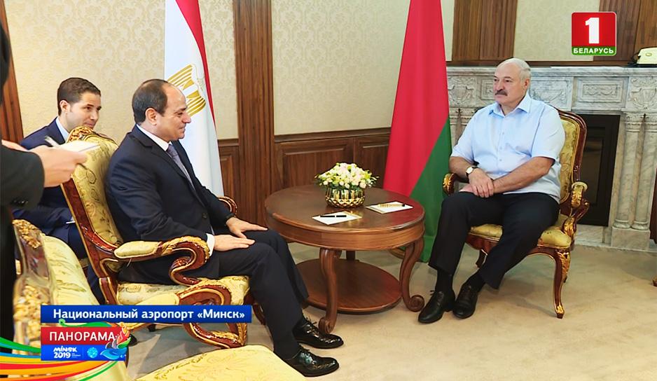 Завершился официальный визит президента Египта в Беларусь.jpg