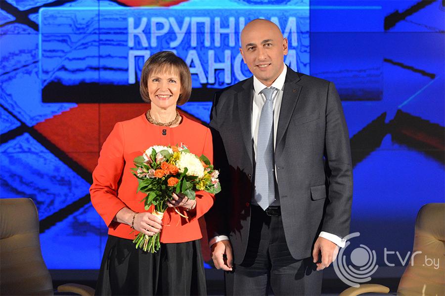 Екатерина Дулова. Крупным планом
