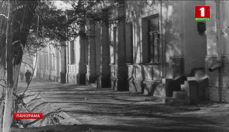 Вот улица, где Якуб Колас жил в Ташкенте