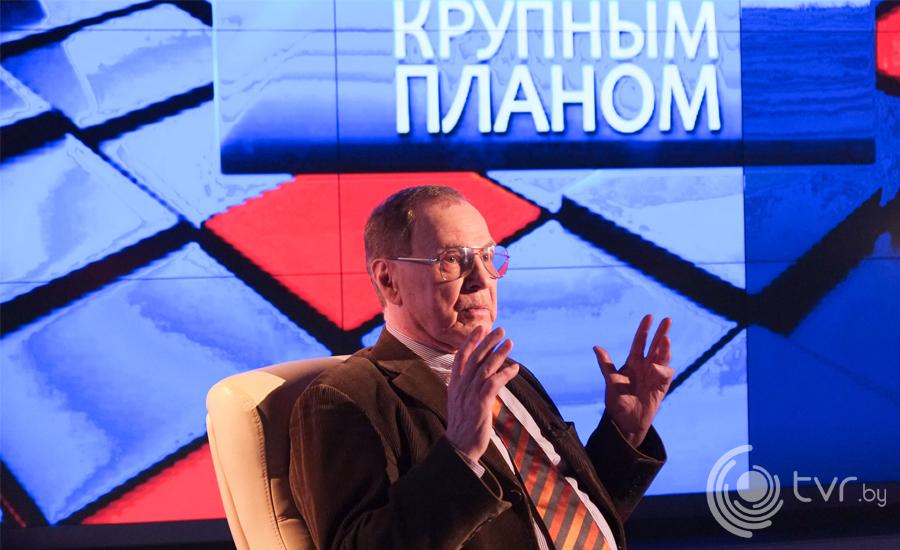 Владимир Гостюхин. Крупным планом