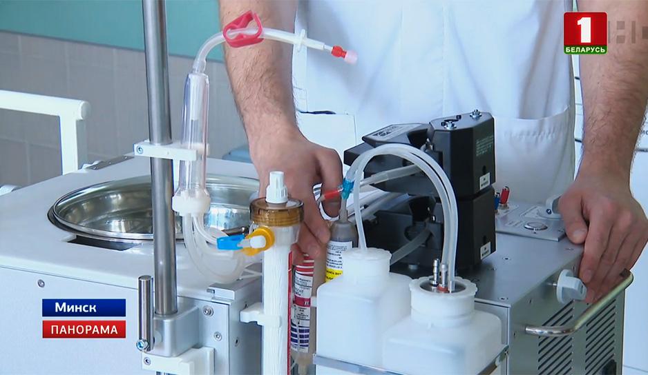 Новый хирургический корпус появится в научно-практическом центре хирургии и трансплантологии