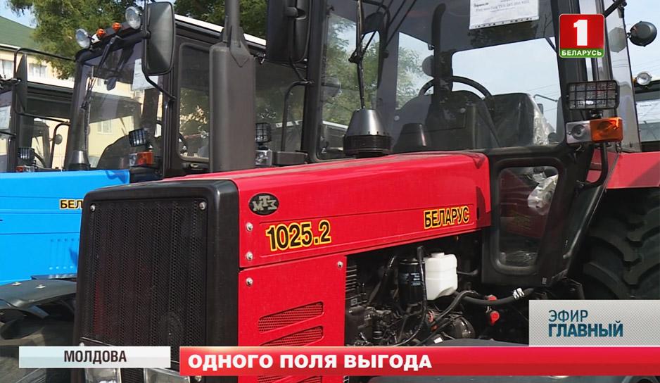 """В молдавских деревнях фактически в каждом третьем доме есть """"Белорус"""""""