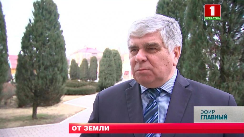 Геннадий Лавренков, помощник Президента, инспектор по Могилевской области, и. о. председателя Шкловского райисполкома