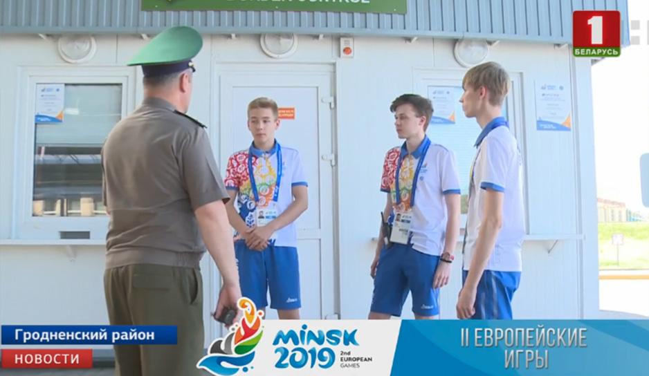 Иностранные туристы продолжают прибывать в Беларусь..jpg
