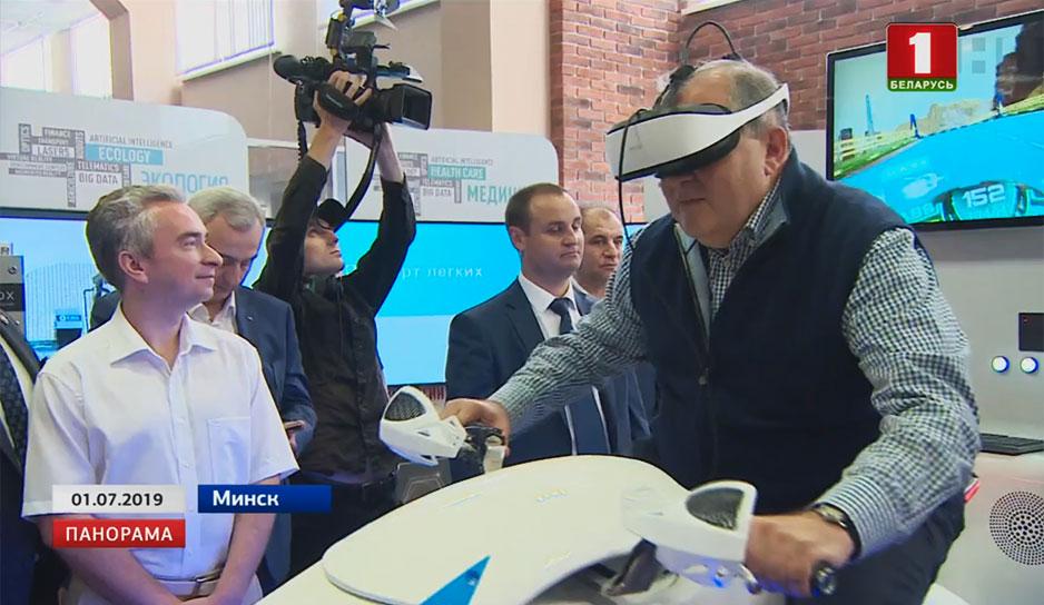 Президента Армении интресует опыт в белорусском образовании IT