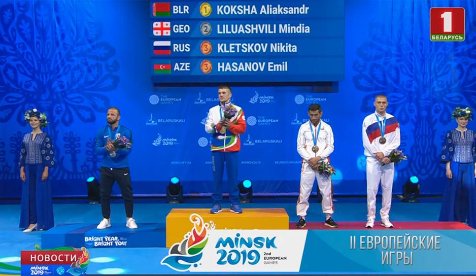 Министр спорта и туризма Сергей Ковальчук поделился впечатлениями от достижений белорусов