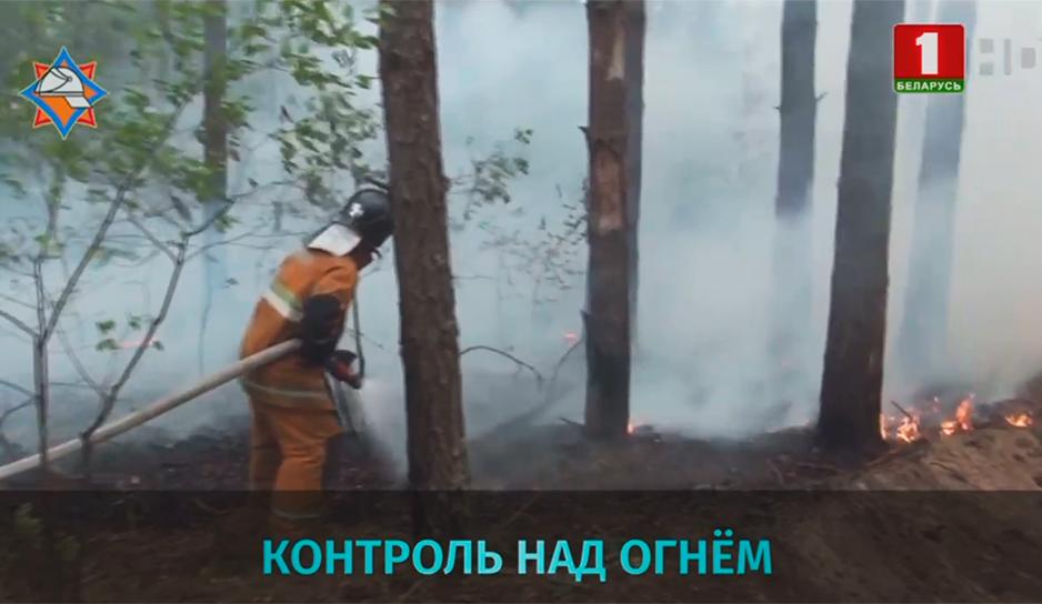 Президент Беларуси встретился с министром по чрезвычайным ситуациям.jpg