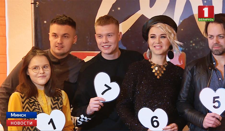 """Финалисты национального отбора на """"Евровидение-2019"""" определились, в каком порядке выходить на сцену"""