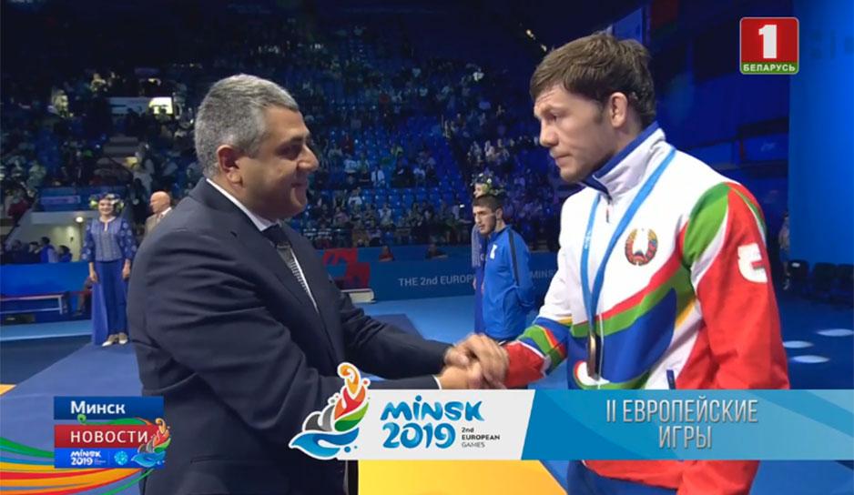 2 медали принес сборной Беларуси предпоследний, девятый день II Европейских игр.jpg