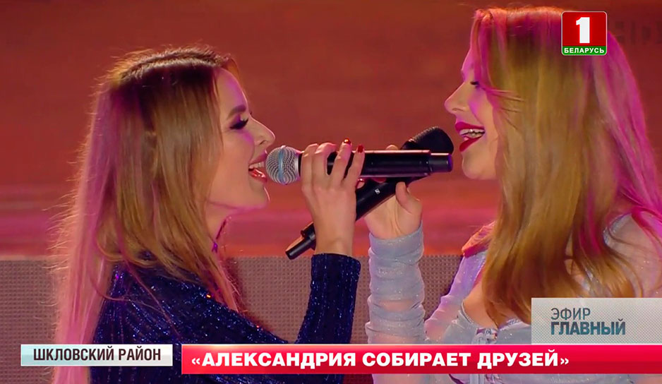 Колыбельная на двух языках в исполнении заслуженной артистки Украины Тины Кароль и Юлии Быковой
