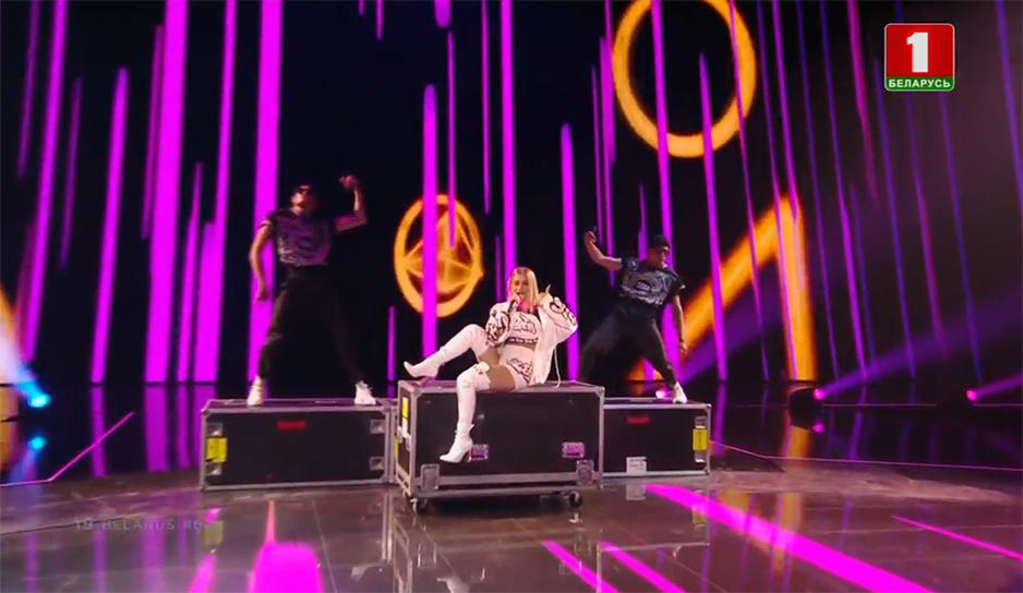 """ЗЕНА с песней """"LIKE IT"""" выступила в финале конкурса песни """"Евровидение-2019"""""""