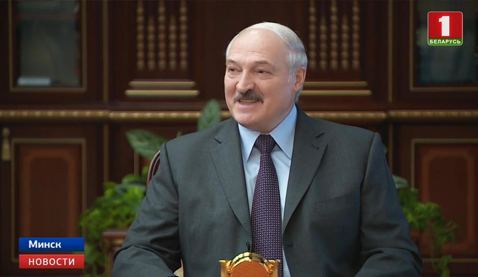 Александр Лукашенко поблагодарил Петера Шпулера