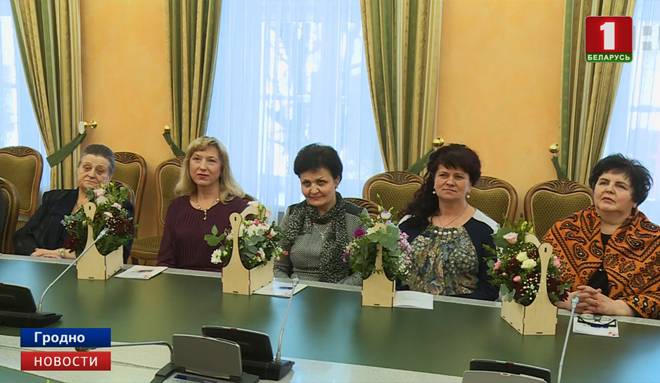 Лучших в профессии женщин и многодетных мам отметили в Гродненской области.jpg