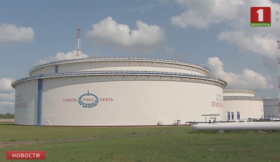 Чистая российская нефть прибудет в Беларусь ближе к полуночи 2 мая .jpg