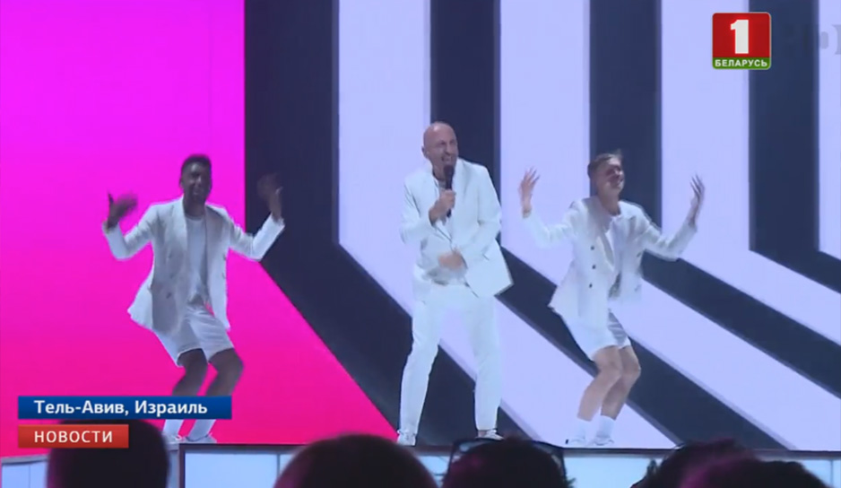 Прямую трансляцию финала «Евровидения» будут вести телеканалы «Беларусь 1» и «Беларусь 24». Смотрите вместе с нами в 22:00. .jpg