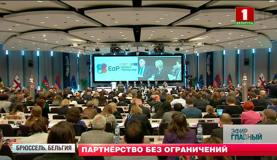 Развитие отношений Беларуси с Европейским союзом обсуждали на неделе и в Брюсселе