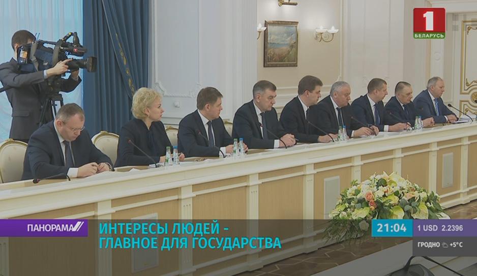 На совещании у Президента обсуждали сразу 7 больших решений