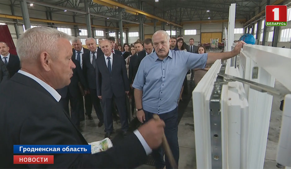 Рабочая поездка Президента в Ивьевский район.jpg