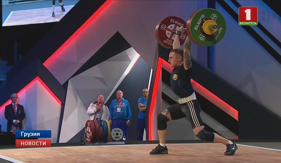 Геннадий Лаптев выиграл золотую медаль на чемпионате Европы по тяжелой атлетике .jpg