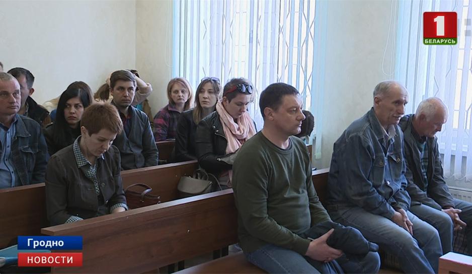 В Гродно вынесен приговор по делу о взрыве на Скидельском сахарном комбинате