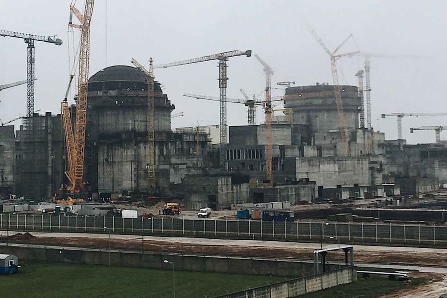 Белорусская-АЭС