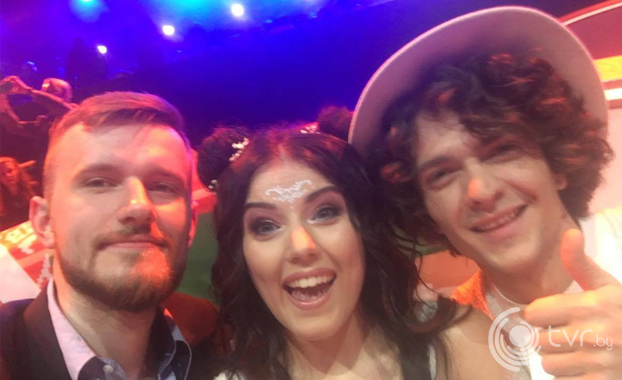 NaviBand в финале Евровидения 2017
