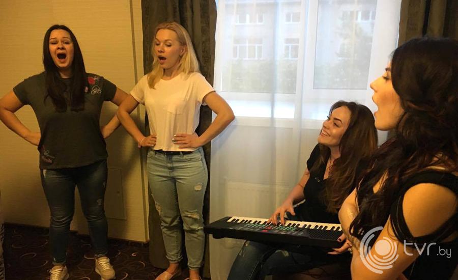 Занятия по вокалу с Ольгой Дроздовой
