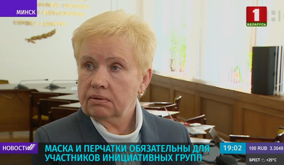 Сегодня рано утром в Центризбиркоме уже оказались документы на регистрацию трех инициативных групп
