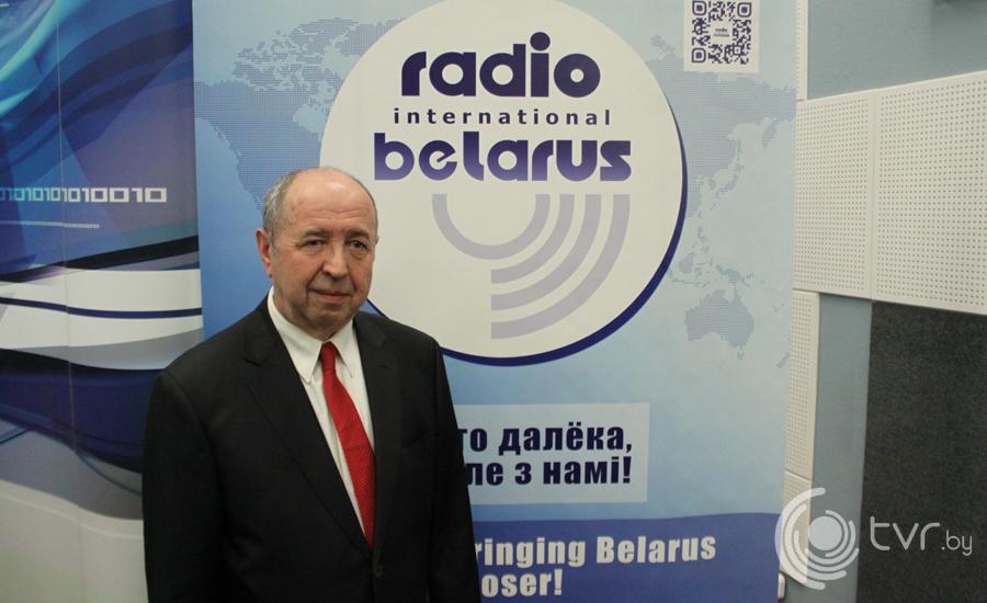 директор радио Беларусь Наум Гальперович