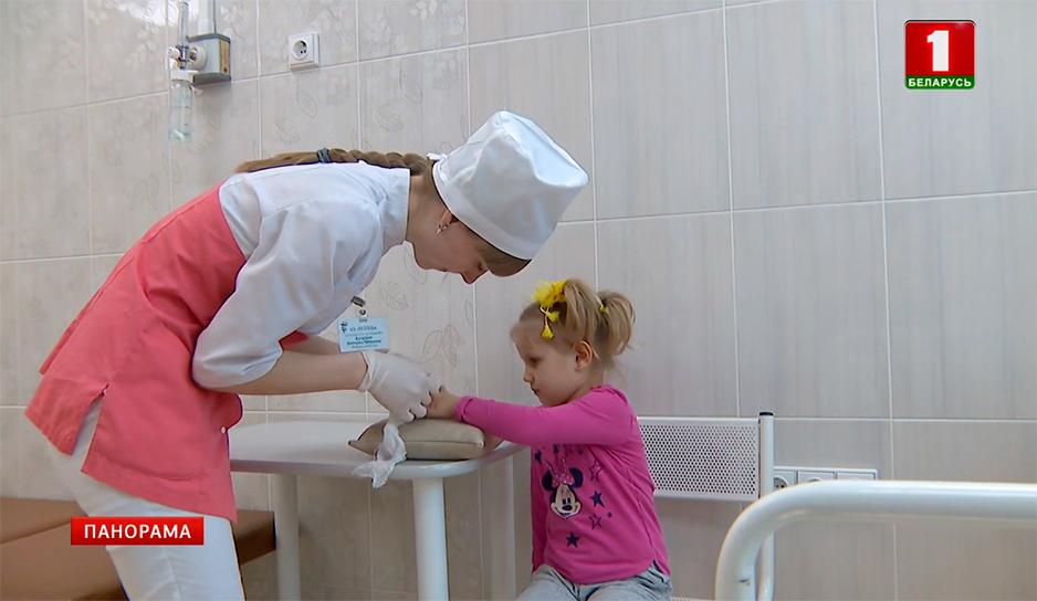 В Беларуси существует банк вакансий медсотрудников