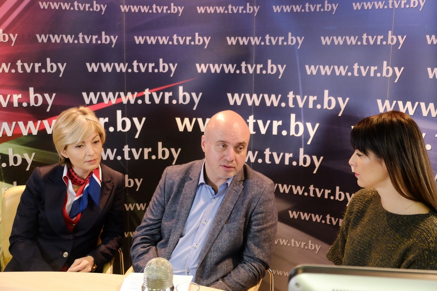 Онлайн-конференция с представителями Белавиа