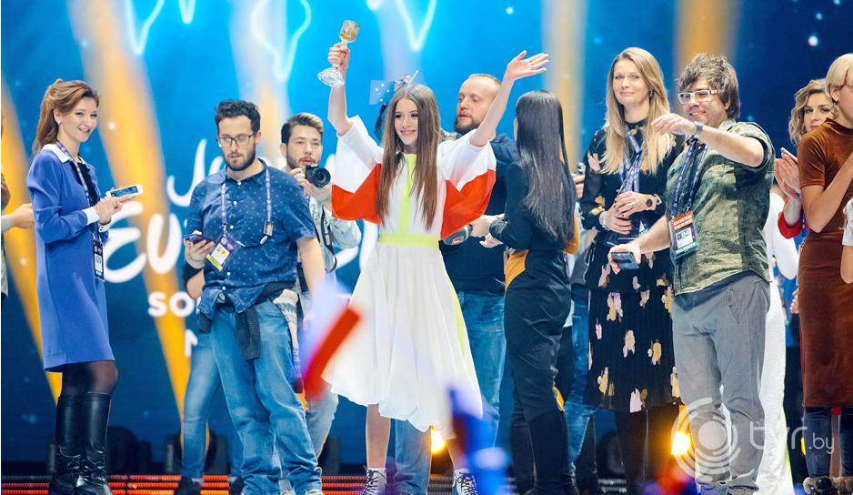 Роксана Венгель, победитель детского Евровидения 2018