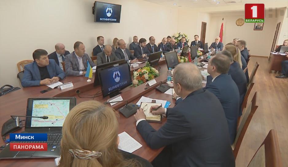 Минск и Москва ведут активные переговоры